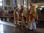 Pożegnanie Krzyża św. Jana Pawła II